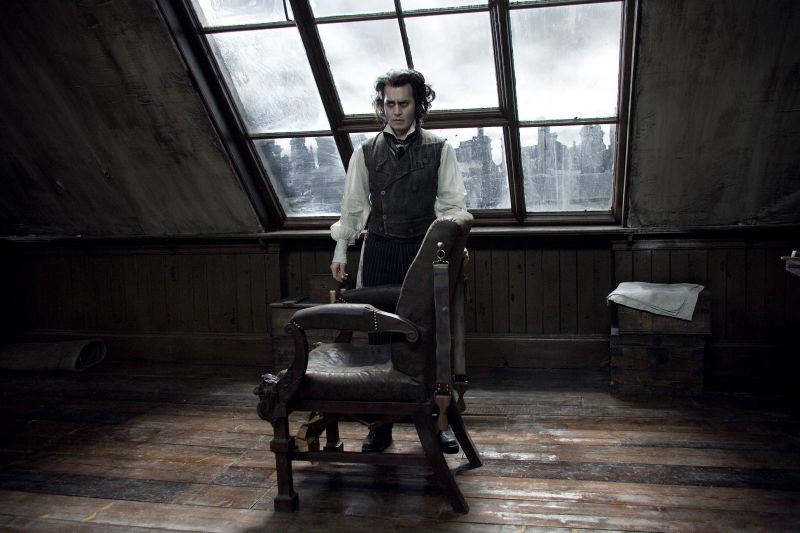 a literary analysis of sweeney todd by stephen sondheim Discourse analysis  sondheim tackles greek frogs sweeney todd: from melodrama to musical tragedy  this chapter places the musical theater of stephen sondheim .