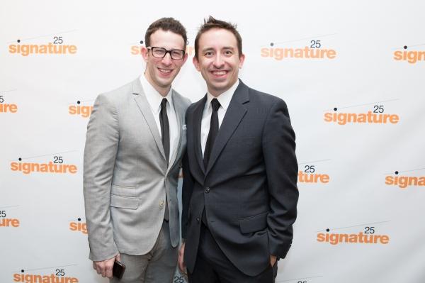 Glory Days writers Nick Blaemire and James Gardiner