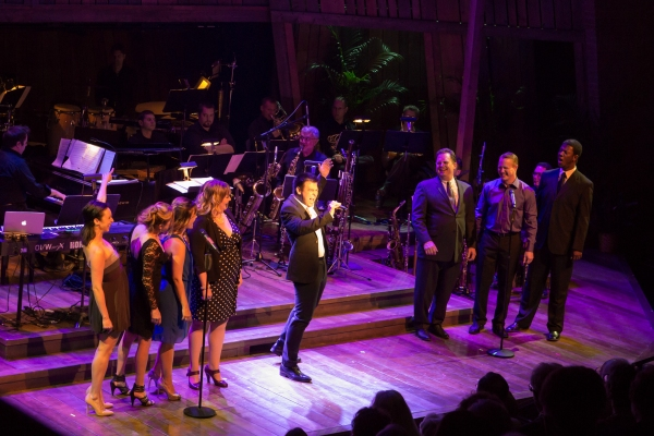 Photo Flash: Lacey, Lawrence, Donovan, Diaz, Blaemire and More Perform in Signature's 25th Anniversary Concert in D.C.