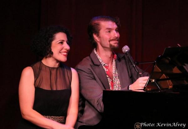 Photo Flash: LANCE HORNE & THE LADIES Sing at Birdland