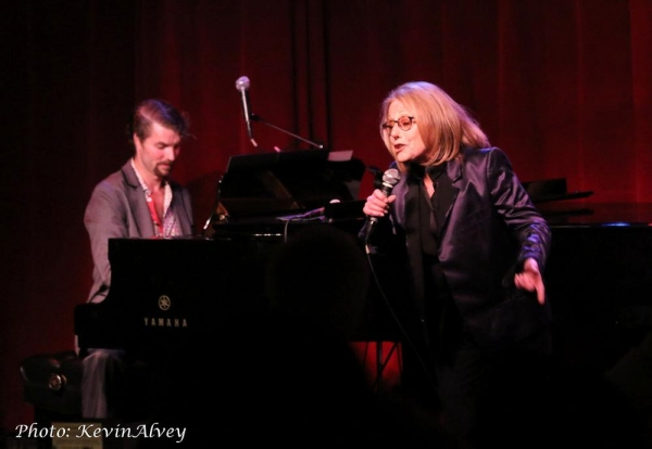 Lance Horne and Lesley Gore Photo