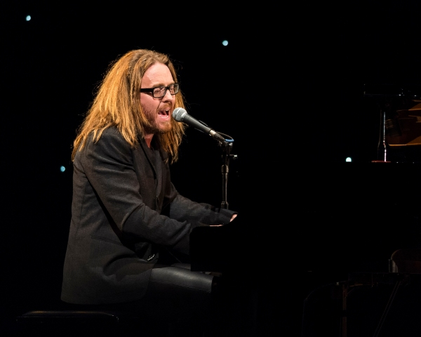Tim Minchin, composer/lyricist for MATILDA THE MUSICAL, at a special event highlighting the upcoming production at the Center Theatre Group/Ahmanson Theatre.