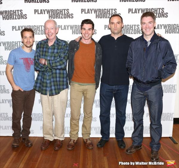 T.R. Knight, Jonathan Hogan, Cameron Scoggins, Danny Wolohan, and Brian Hutchison
