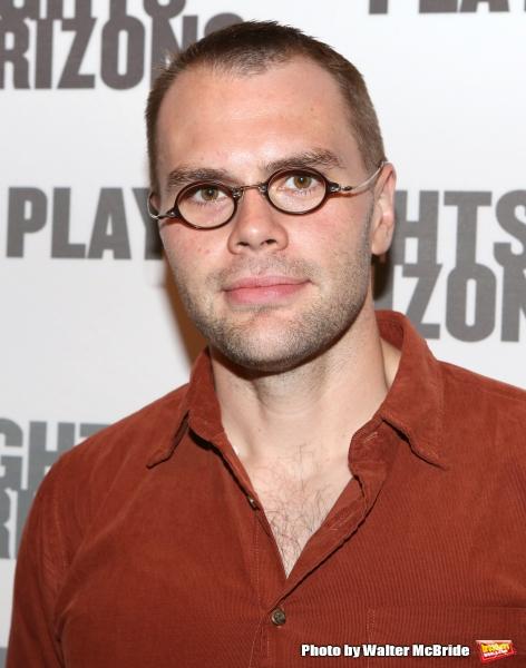 Playwright Samuel D. Hunter