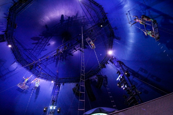 Photo Flash: The Big Apple Circus Comes to Town - at a Lincoln Center Near You!