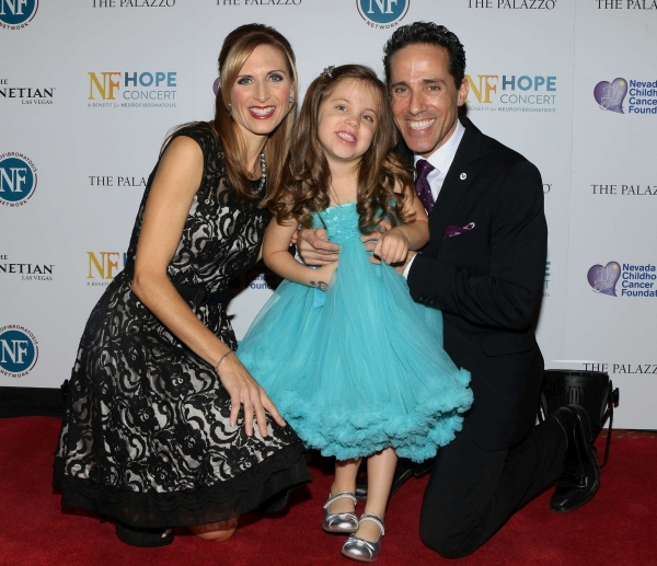 Jeff Leibow, Mandy Leibow & Daughter