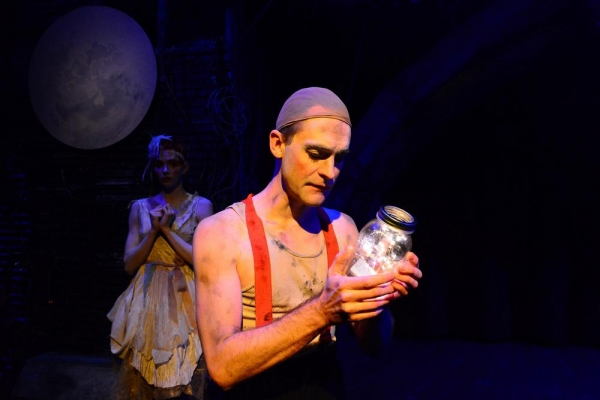 Photo Flash: First Look at The Ruffians' BURNING BLUEBEARD at Theater Wit