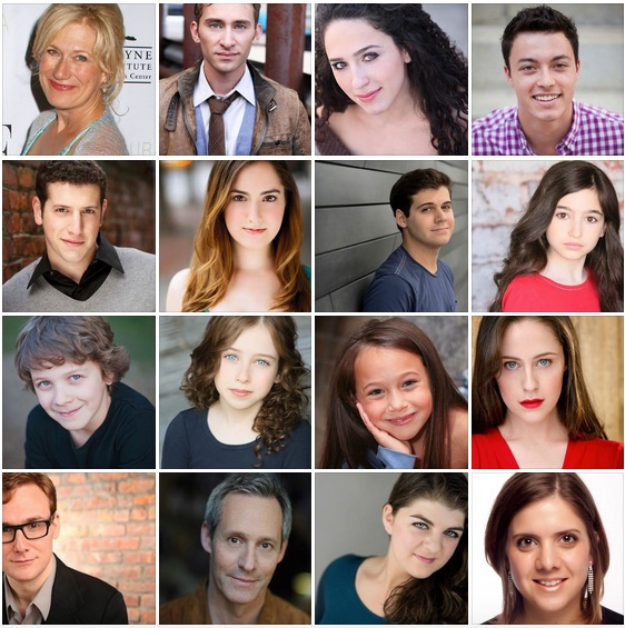 Broadway, TV Actors Come Together for BY WHEEL AND BY WING Industry Reading, 11/3