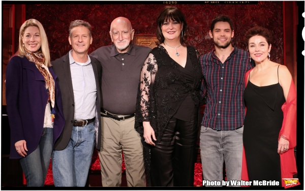 Photo Coverage: Jeremy Jordan, Ann Hampton Callaway & More Preview 54 Below Shows
