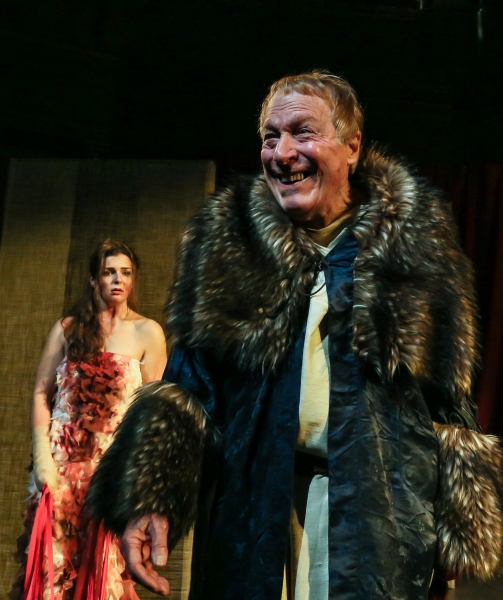 Photo Flash: First Look at Frog & Peach Theatre Company's TITUS ANDRONICUS at West End Theatre
