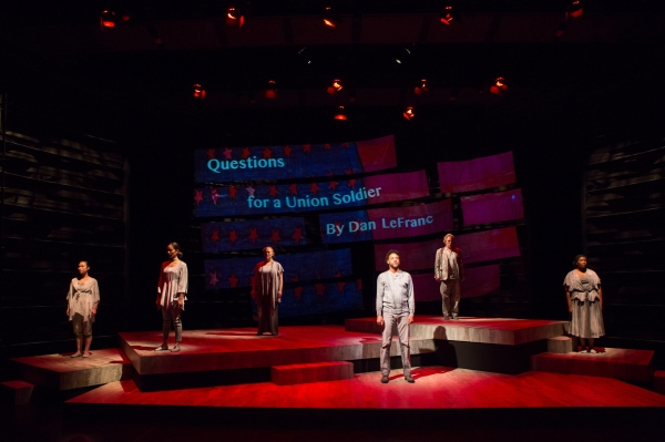 Photo Flash: First Look at OUR WAR at Arena Stage