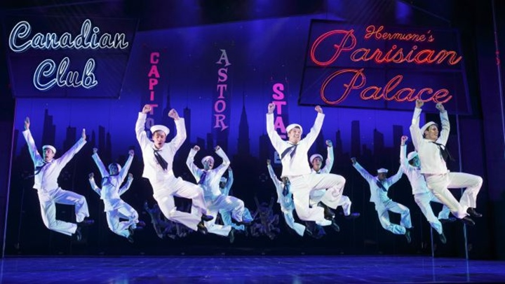 FLASH FRIDAY: ON THE TOWN - A Helluva History!