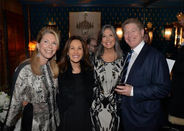Jane Preiser, Barbara Portman, Joan Hornig and David Preiser