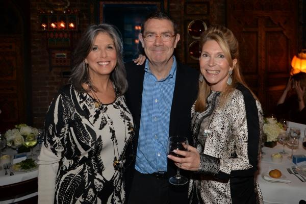 Joan Hornig, Rory Riggs and Jane Preiser