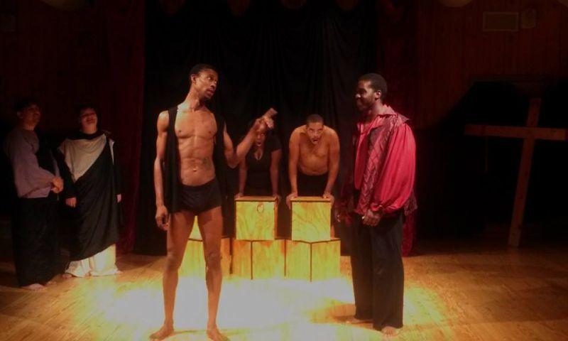 BWW Reviews: Despite Dense Script, Exceptional Ensemble Effort Drives MBS's DANTE: PURGATORIO