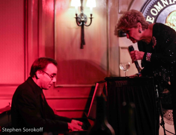 Photo Coverage: Marilyn Maye Honored at the Friars Club