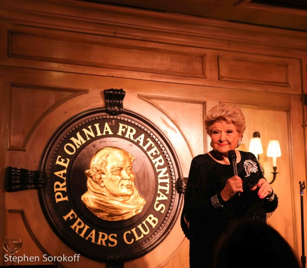 Marilyn Maye, Friars Club