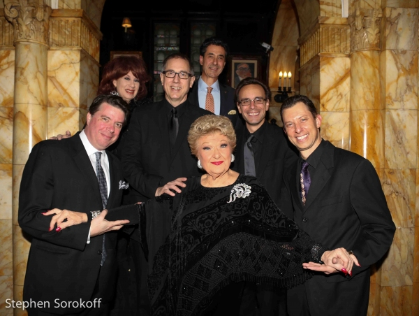 Marilyn Maye, Dave Konig, Laura Slutsky, Tom Hubbard, Stan Gilbert, Tedd Firth Daniel Glass