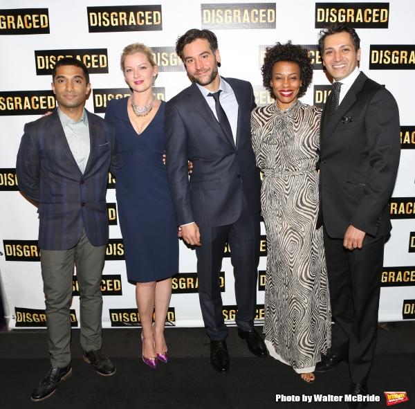 Danny Ashok, Gretchen Mol, Josh Radnor, Karen Pittman and Hari Dhillon  Photo