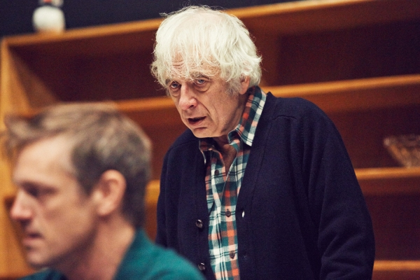 James Stanley and Austin Pendleton