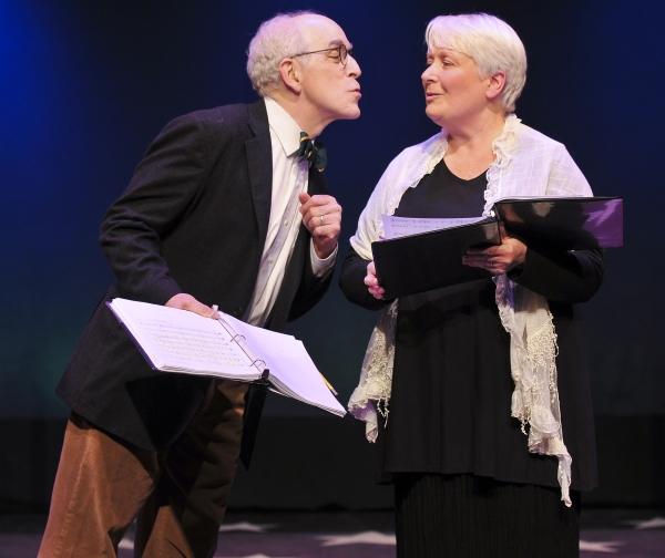 Gordon Stanley and Barbara Marineau