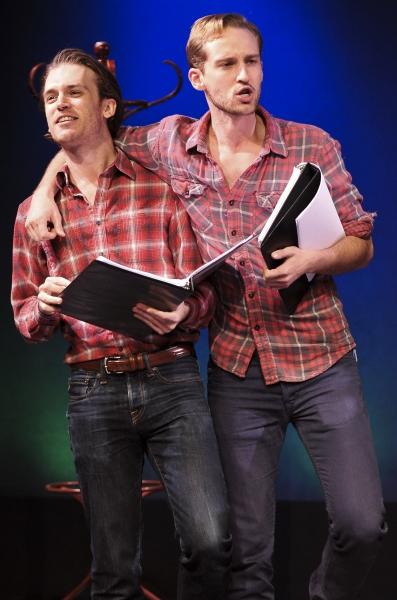 Wilson Bridges and Ben Gunderson