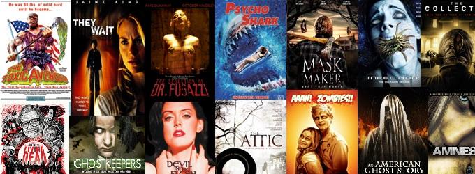 Horror Film Stream