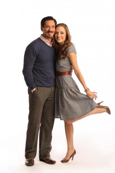 Michael Berresse, Laura Osnes