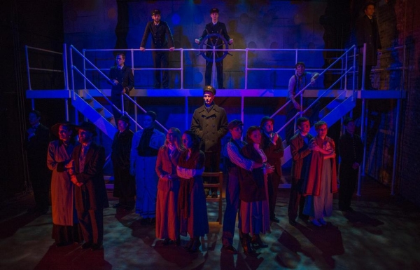 Photo Flash: First Look at Griffin Theatre's TITANIC, Now Playing Through 12/7