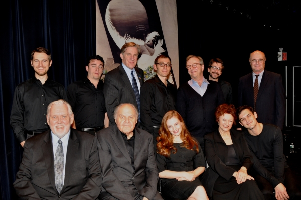 Jeff Ronan, Chris Richards, Nick Wyman, Max Gordon Moore, Edward Hibbert, Roberto Cambeiro, Charles Morey, Jim Brochu, George S. Irving, Andrea Lynn Green, Cynthia Darlow and Wesley Taylor