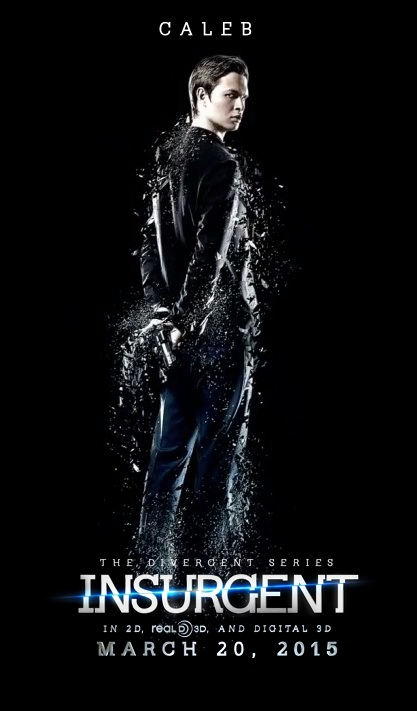 Insurgent Posters Released Insurgent to be Released