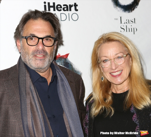 Ken Olin and Patricia Wettig