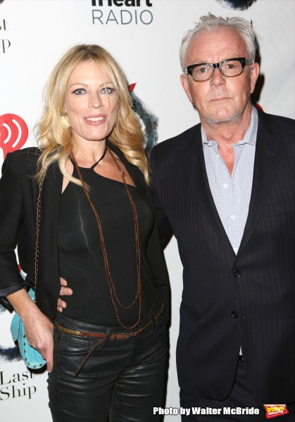 Photo Coverage: On the Red Carpet of THE LAST SHIP with Sting, Edie Falco, Billy Joel & More