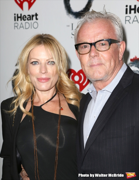 Sherie Rene Scott and John Barrett  Photo