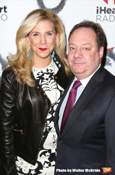 Margo Nederlander and Jimmy Nederlander