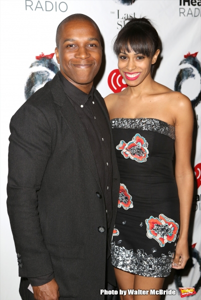 Leslie Odom Jr. and Nicolette Robinson