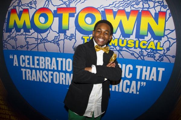 Photo Flash: MOTOWN National Tour Celebrates Opening in Detroit!