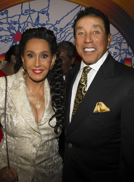 Frances Glandney & Smokey Robinson