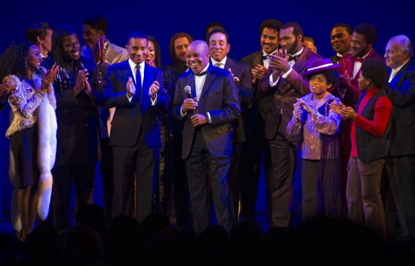 Charles Randolph-Wright , Berry Gordy, Smokey Robinson & Cast