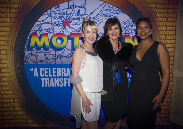 Patti Wilcox, Susan Borin Wasserman & Schele Williams  Photo