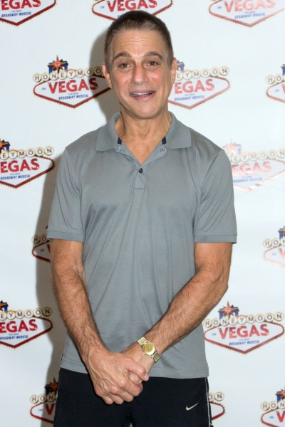 Photo Coverage: Welcome To Vegas! Meet The Cast Of