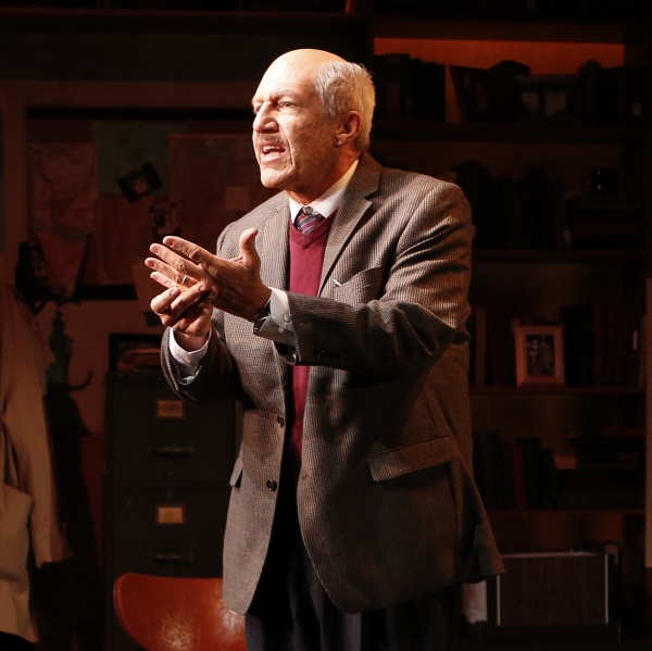 Photo Flash: First Look at Tom Dugan in WIESENTHAL Off-Broadway