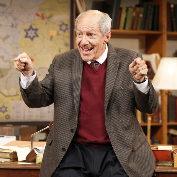 Photo Flash: WIESENTHAL Opens Tonight Off-Broadway