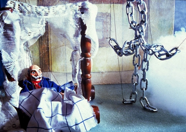 Photo Flash: Czech Marionettes in A CHRISTMAS CAROL, OY! HANNUKAH, MERRY KWANZAA at La MaMa