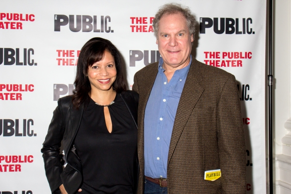 Photos: Inside Opening Night of FATHER COMES HOME FROM THE WARS at the Public Theater