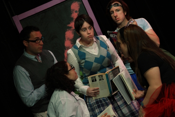 Photo Flash: First Look at New Off-Broadway Musical THE LOVE NOTE