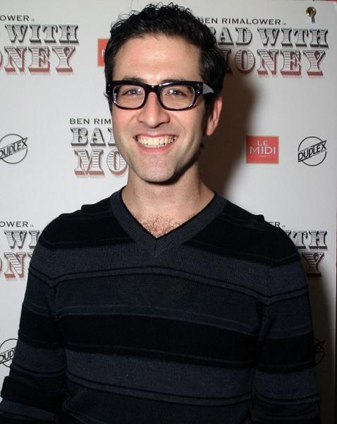 Photo Flash: Ben Rimalower Celebrates Opening of New Solo Show BAD WITH MONEY