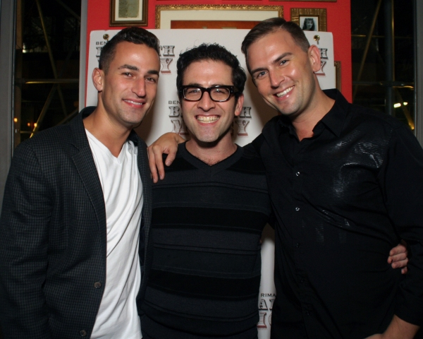 Photos: Ben Rimalower Celebrates Opening of New Solo Show BAD WITH MONEY