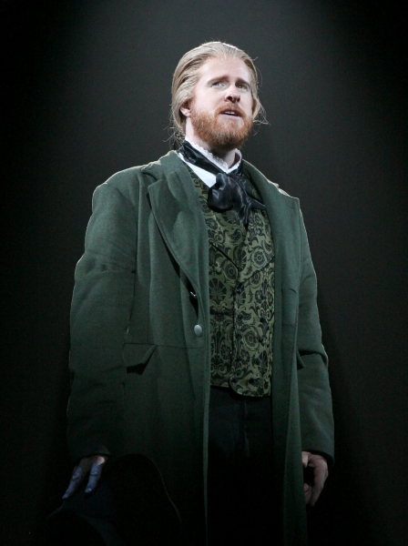 Photo Flash: First Look at North Shore Music Theatre's LES MISERABLES