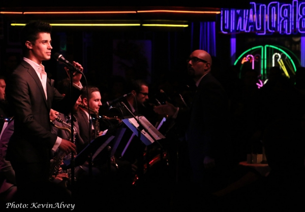 Photos: Trevor McQueen Makes Birdland Debut with 17-Piece Big Band